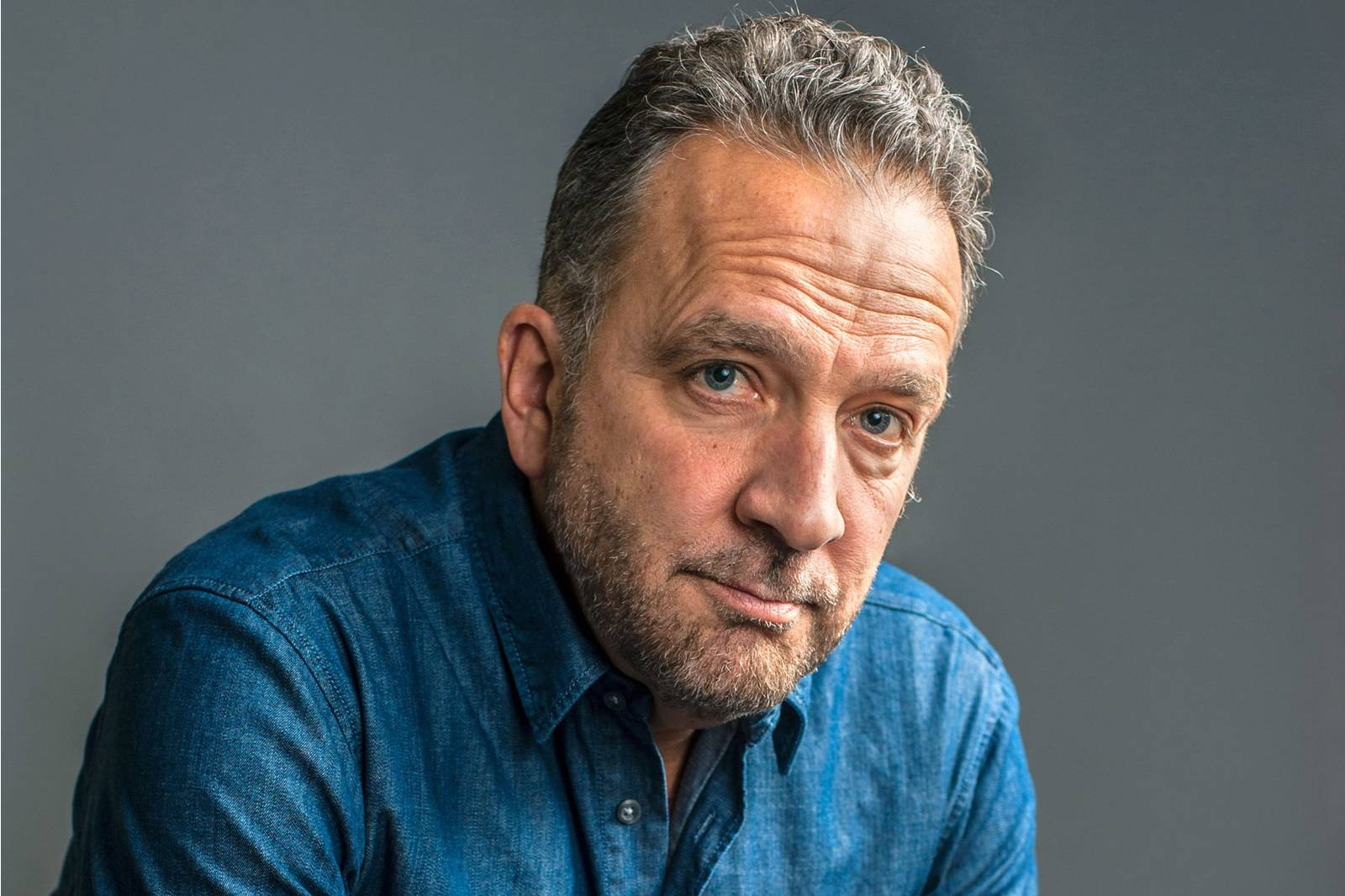 Our Podcast Episode #9 guest, novelist and HBO Producer George Pelecanos